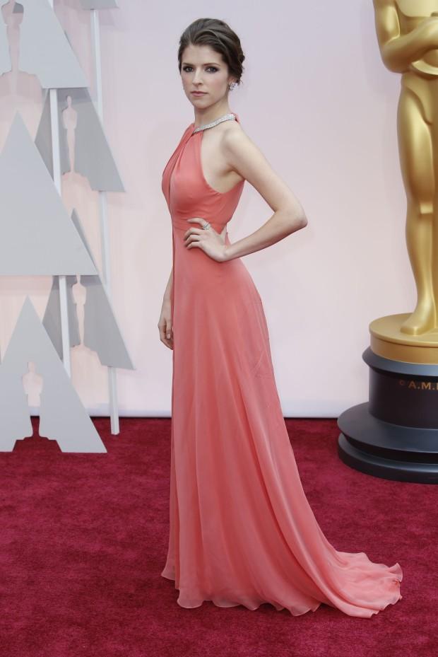 Oscars 2015 Anna Kendrick