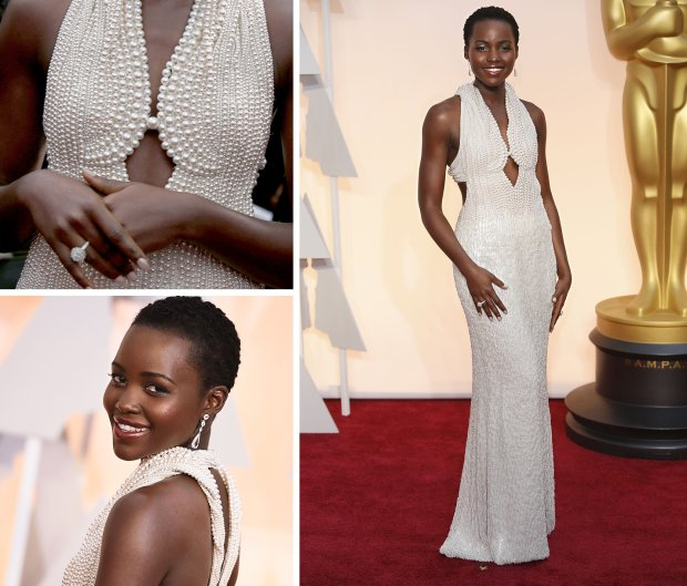 Oscars 2015, Lupita Nyong'o