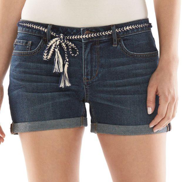 Lauren Conrad Shortie Shorts