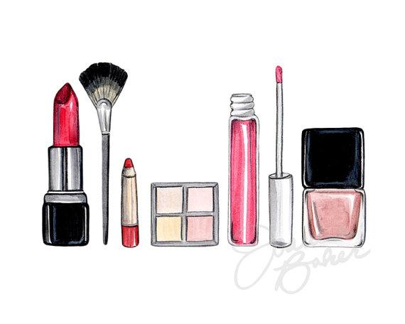Baker, Joanna. Web. 26 Sept. 2015. https://www.etsy.com/listing/236446883/makeup-illustration-art-print?ref=shop_home_active_1.