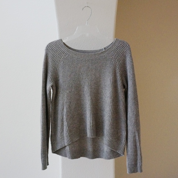 Light Gray Sweater