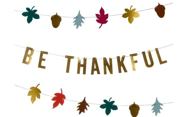 Image Source: http://rufflesandsweets.com/store/be-thankful-mini-garland/