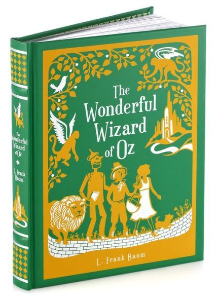 Image Source: http://www.barnesandnoble.com/w/the-wonderful-wizard-of-oz-l-frank-baum/1116743900?ean=9781435139732
