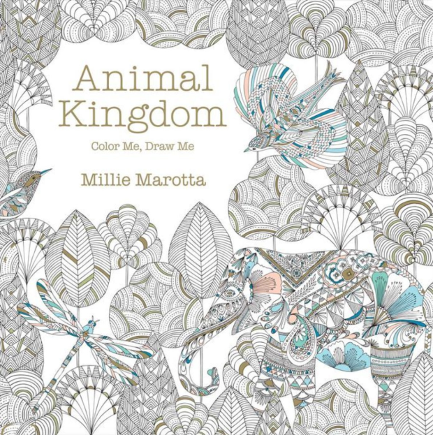Image Source: http://www.barnesandnoble.com/w/animal-kingdom-millie-marotta/1119845500?ean=9781454709107