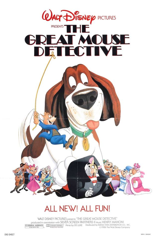 Source: http://disney.wikia.com/wiki/The_Great_Mouse_Detective
