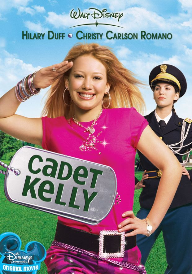 Source: http://movies.disney.com/cadet-kelly