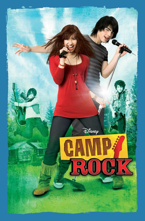 Source: http://disneychannel.disney.com/camp-rock